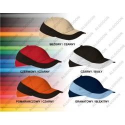 czapka z daszkiem gruba bawełna DURAN