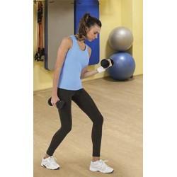 Spodenki sportowe, damskie, długie z elastanem XS-2XL WONDER VALENTO