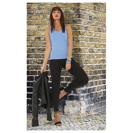 Spodenki sportowe,legginsy, damskie, długie z elastanem XS-2XL KATY VALENTO