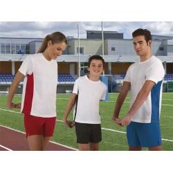 T-shirt koszulka dwukolorowa termoaktywna techniaczna oddychająca sportowa CrossFIT Valento Restance