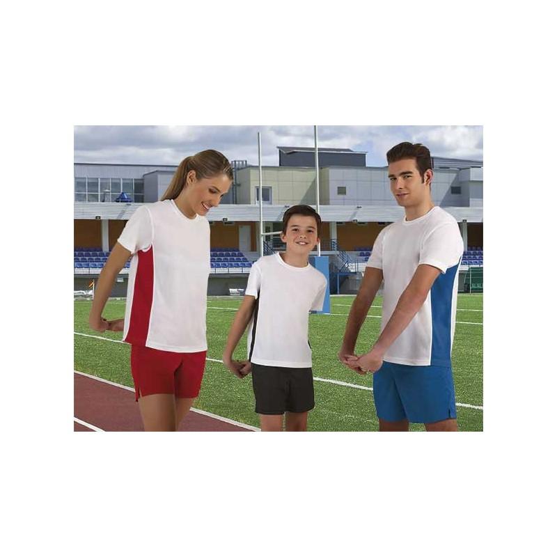 05f9c7299 T-shirt koszulka dwukolorowa termoaktywna techniaczna oddychająca sportowa  CrossFIT Valento Restance. Loading zoom
