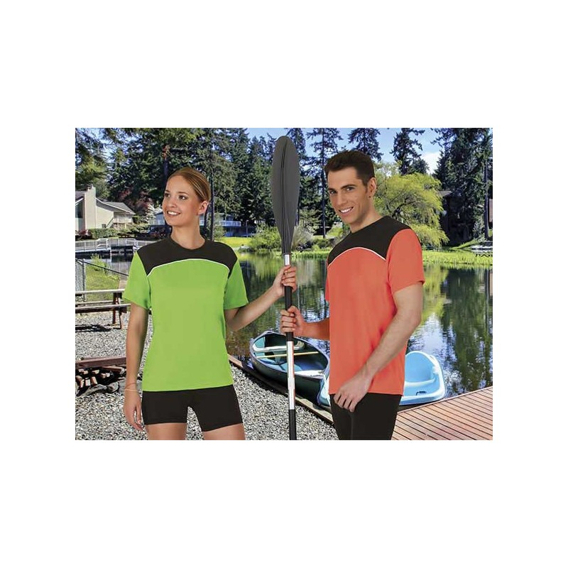 8ac357c14 MAURICE T-shirt koszulka sportowa techniczna termoaktywna oddychająca  szybkoschnąca poliestrowa bielizna termiczna CrossFIT. Loading zoom