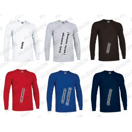 T-shirt koszulka długi rękaw Valento Arrow