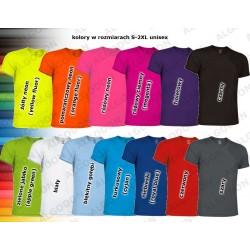 T-shirt koszulka termoaktywna techniaczna oddychająca sportowa CrossFIT Valento Restance