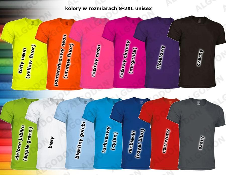 d8a4472e339c71 Koszulka szybkoschnąca sportowa termoaktywna techniczna oddychająca