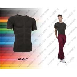Koszulka oddychająca, termoaktywna, druga skóra krótki rękaw S-2XL COLDASY