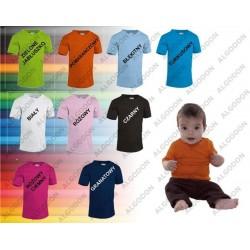 T-shirt , koszulka dla niemowląt Pupy