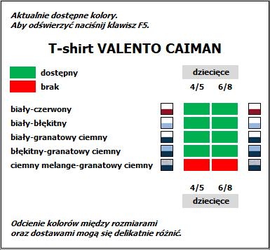 koszulka bawełniana dwukolorowa <a href=