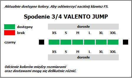 Spodenki VALENTO 4F JUMP