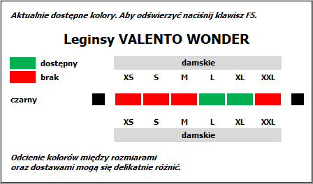 Leginsy WONDER